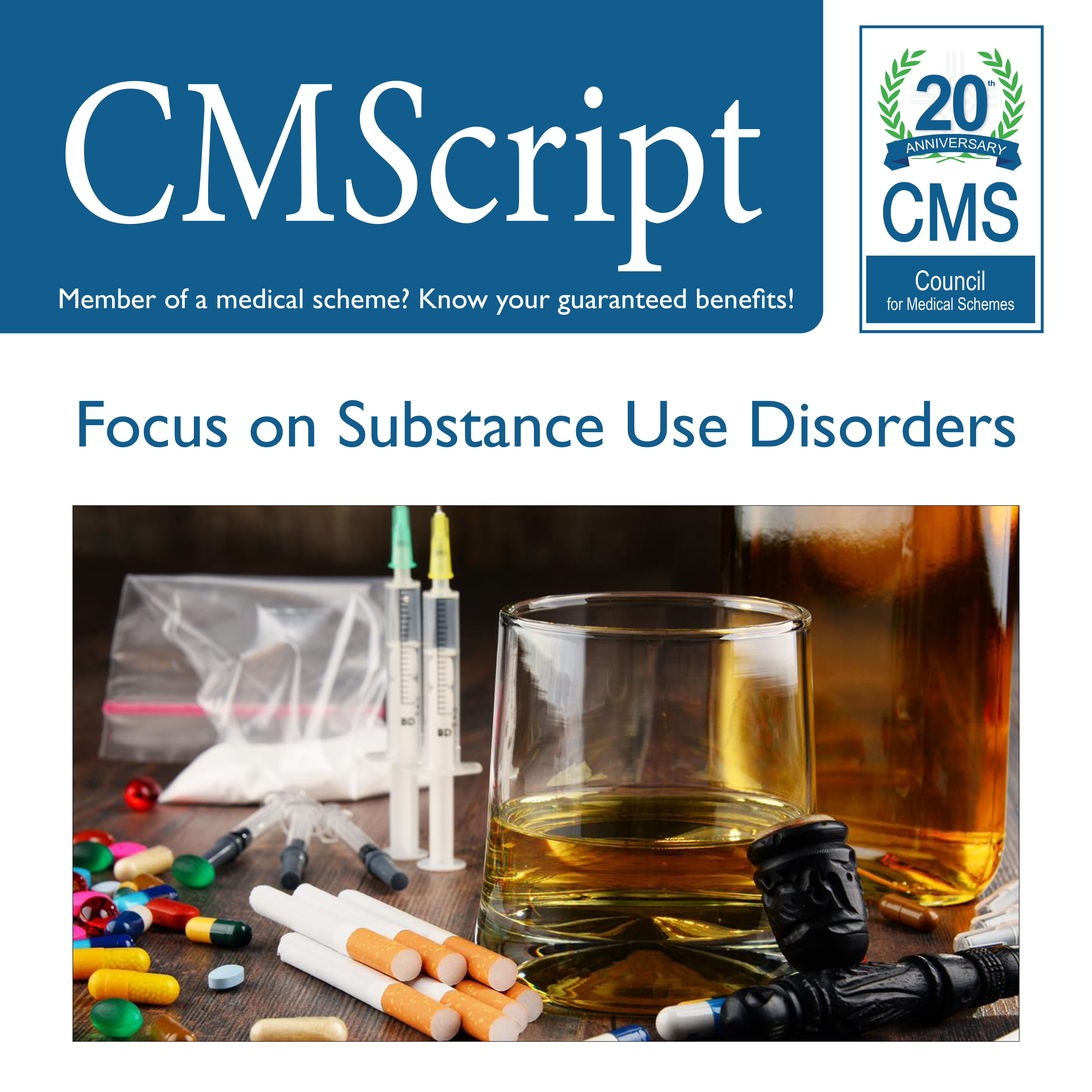 CMScript Substance Use Disorders
