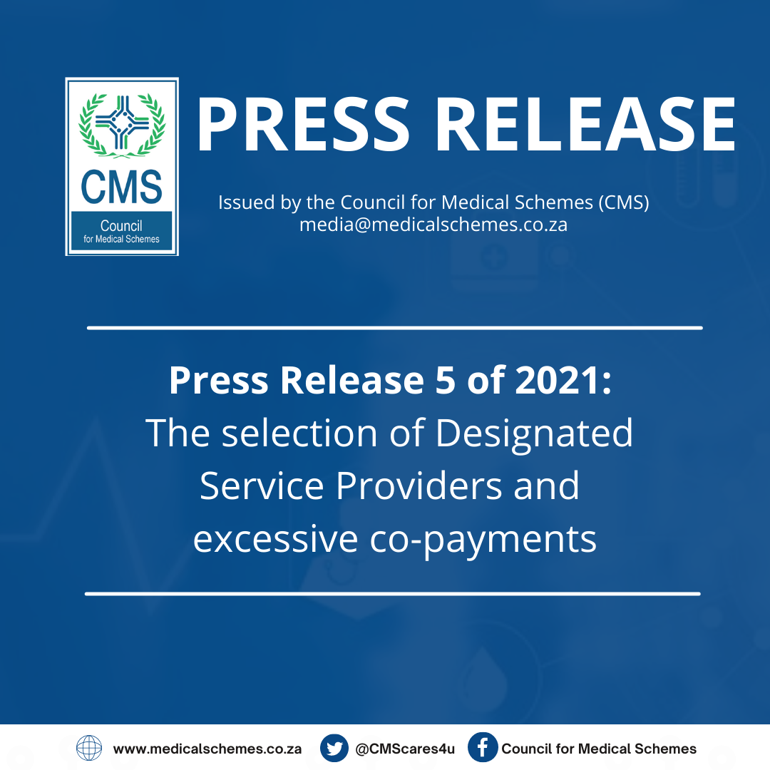 Press Release 5 of 2021